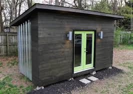 Backyard Offices   Tiny House TalkBackyard Studio Tiny House Plans
