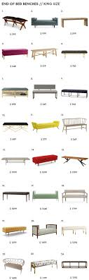 x contemporary bedroom benches: end of bed benches  end of bed benches
