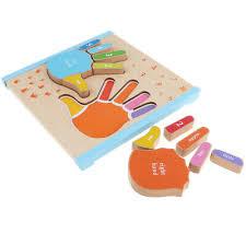 Kids <b>Baby Wooden Learning</b> Geometry Puzzle <b>Montessori</b> ...
