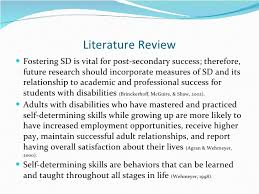 Fariza Khalid LITERATURE REVIEW  A literature review is a select analysis  of existing research which Bienvenidos