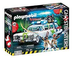 PLAYMOBIL Ghostbusters Ecto-1: Playmobil: Toys ... - Amazon.com