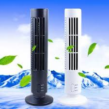 Portable USB Mini less Fan No Leaf Air Conditioner Cooling ... - Vova