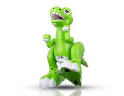 <b>Радиоуправляемый динозавр</b> Jungle Overlord со звуком, светом ...
