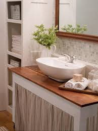 built bathroom vanity design ideas: small bathroom decorating ideas original laylapalmer modern cottage style bath sxjpgrendhgtvcom