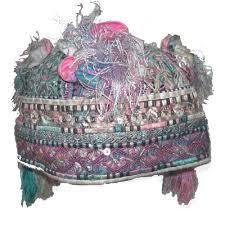 289 - Tingdong Guizhou <b>Miao Minority Hat</b>
