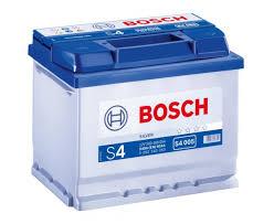 Аккумуляторы автомобильные <b>Bosch</b>