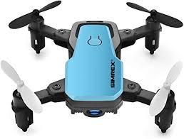 SIMREX X300C <b>Mini Drone</b> with Camera WIFI HD <b>FPV Foldable</b> RC ...