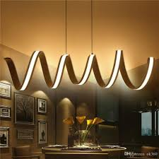 new Creative Curve Light <b>Snake</b> LED Lamp Nordic Led Belt Wall ...