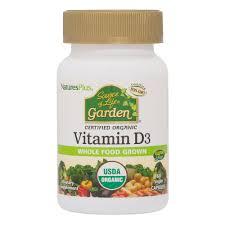 <b>Source of Life Garden</b> Vitamin D3 5000 IU Vcaps | Naturesplus.com