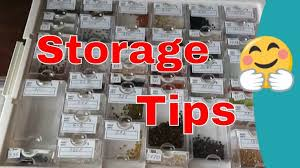 What To Do With Leftover Beads. Tips On Storage