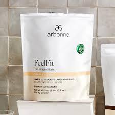 FeelFit <b>Pea Protein</b> Shake - Vanilla Flavor   Shop-All/Nutrition ...