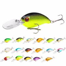 Shop <b>1pcs</b> 14g 10cm <b>Crankbait</b> Fishing <b>Wobblers Hard</b> bait Bass ...