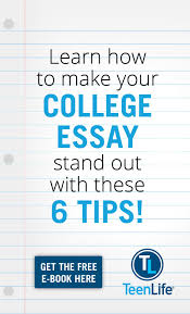 tips to help students navigate pre college stress guide to college essay tips