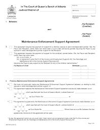 Child Support Agreement Template - Free Printable Documents Child Support Agreement Form