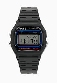 <b>Часы Casio</b> Casio Collection <b>W</b>-<b>59</b>-<b>1</b> купить за 1 340 ₽ в интернет ...
