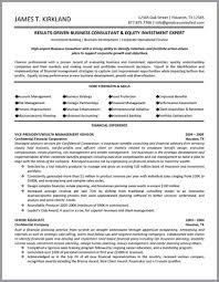 business consultant resume com business consultant resume resume consultant result driven business