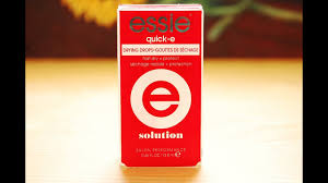 <b>Essie Quick</b>-<b>E Drying Drops</b> First Impression/Review   Nails - YouTube