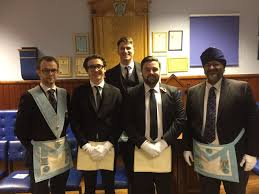 ostrea double intiation essex cornerstone club members of the cornerstone club attended ostrea lodge no 8209 at wivenhoe to see a spectacular double first degree ceremony the initiates are both young