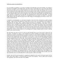 movie essay samplefilm analysis essay   binary options martin stewart film studies coursework  textual analysis essay