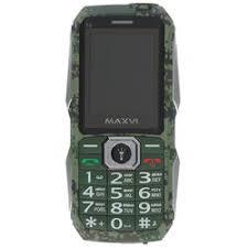 Отзывы покупателей о <b>Сотовый телефон Maxvi</b> T5 зеленый ...