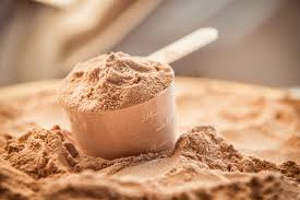 Image result for scoop of protein