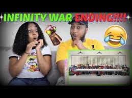 Streamers React to NEW Avengers Endgame Trailer - Marvel ...