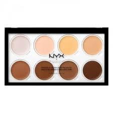 <b>Кремовая</b> палетка для контурирования <b>NYX Professional Makeup</b> ...