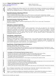marketing career objectives examples cipanewsletter career objective in resume for finance freshers cover