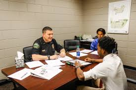 dalton public schools news dalton public schools pathway completers complete mock job interviews johnson and montgomery in interveiw