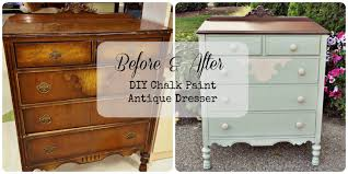 diy chalk paint antique dresser gray table home chalk painted furniture