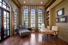 f appealing decoration amazing office building designs interior design with chic pattern wallpapers lounge chair ottoman and striped wood table and arm amazing home office building