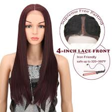 <b>Magic Hair Heat Resistant</b> Hair 28 Inch Synthetic Lace Front And T ...