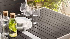 <b>Garden Table</b> - Wooden <b>Garden Table</b> - Outdoor Table - IKEA