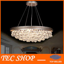 JH <b>American Country Pastoral</b> Simplify Crystal Chandelier LED ...