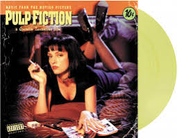 <b>OST Pulp Fiction</b>.Coloured Vinyl (LP) - купить по цене 1826 руб в ...