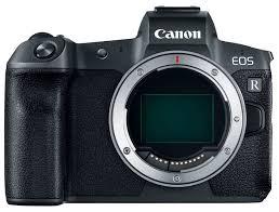 <b>Фотоаппарат Canon EOS</b> R Body — купить по выгодной цене на ...