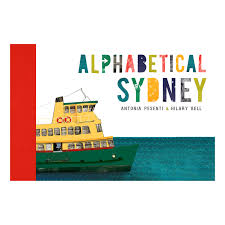 leo bella alphabetical sydney by antonia pesenti hilary bell alphabetical sydney