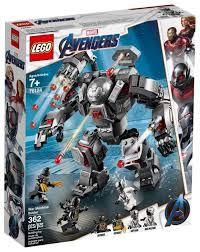 Купить <b>Конструктор LEGO Marvel Super Heroes</b> 76124 Воитель ...
