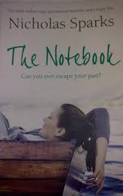 books the notebook by nicholas sparks