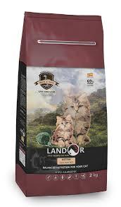 <b>Сухой корм Ландор</b> для котят (<b>Landor Kitten</b>) купить в Перми за ...