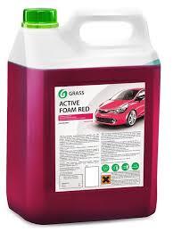 <b>Активная пена Grass Active</b> Foam Red 5 кг 800002 - цена, отзывы ...