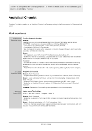 analytical chemist resume cipanewsletter cover letter job description chemist clinical chemist job