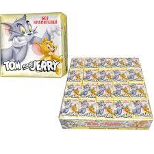 Жевательные <b>конфеты</b> «<b>Tom and Jerry</b>» со вкусом Дыни 11,5гр