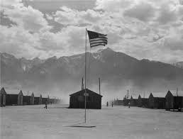 farewell to manzanar writework scene of barrack homes at this war relocation authority center for evacuees of ese ancestry