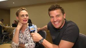 hitfix s david boreanaz interviews bones star emily deschanel hitfix s david boreanaz interviews bones star emily deschanel about kissing david boreanaz