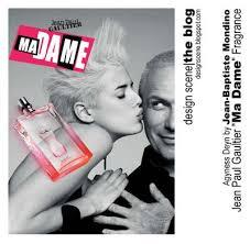 """<b>Jean Paul Gaultier</b> """"<b>Ma</b> Dame"""" Fragrance : Agyness Deyn by Jean ..."""