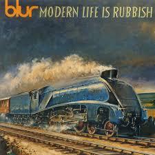 <b>Blur</b> - <b>Modern</b> Life Is Rubbish Lyrics and Tracklist   Genius