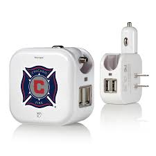 Chicago Fire <b>2-In-1 USB</b> Charger