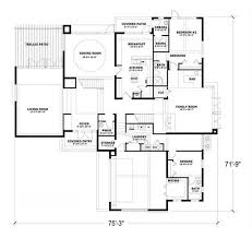Concrete Block Homes Floor Plans  Simple Concrete Block House    Concrete Block Homes Floor Plans