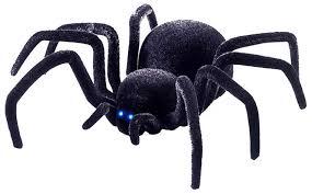 <b>Радиоуправляемый робот-паук Cute</b> Sunlight Toys Black Widow ...